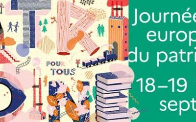 Les Journées Européennes du Patrimoine des 18 et 19 septembre 2021 dans le Vexin