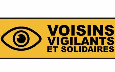 Faites-vous partie de la communauté des Voisins Vigilants et Solidaires ?